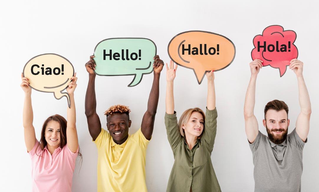 Sprachkurse für Deutsch und Fremdsprachen – Deutschland, Österreich, Spanien
